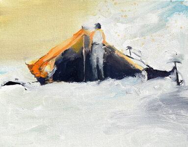 Cathy Ellis, 'Yellow Tent', 2018