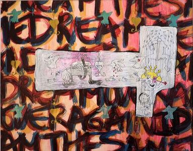 "Thierry Alet, 'series ""I Dream The Same Dream ""', 2009"