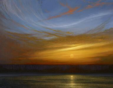 Ken Salaz, 'Swan Song Sunset - Sunset Over the Palisades, 2019', 2019