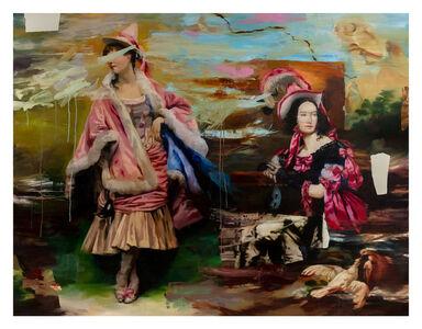 Simon Casson, 'Clovegilawfur', 2020
