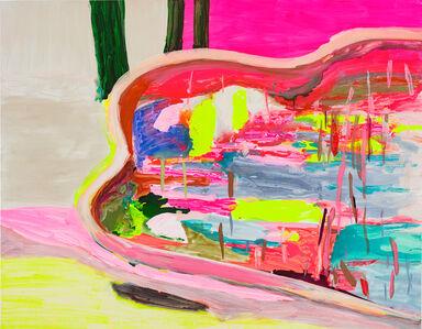 Gabriela Machado, 'nas cores do céu', 2020
