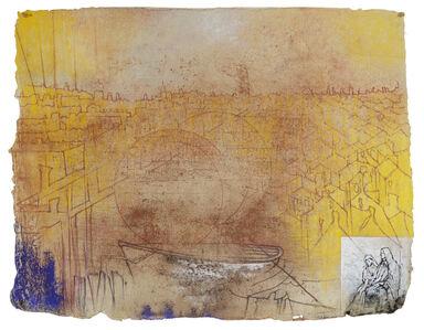 Irving Petlin, 'Storms (d'après Redon- Chicago)', 2012
