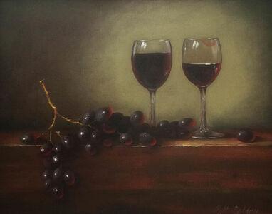 """Patt Baldino, '""""Wine For Two""""', 2019"""