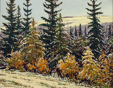 William Duma, 'Early Snow (50-19)', 2019