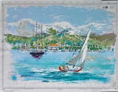 Kerry Hallam, 'Hawaii to Oahu', 2016