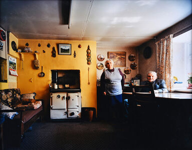 Bert Teunissen, 'Portrait of a couple'