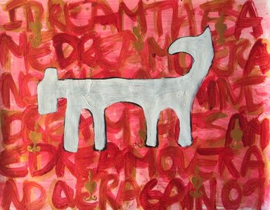 "Thierry Alet, 'series ""I Dream The Same Dream""', 2009"