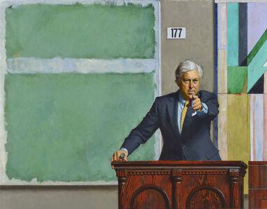 Daniel Greene, 'Rothko & Diebenkorn'