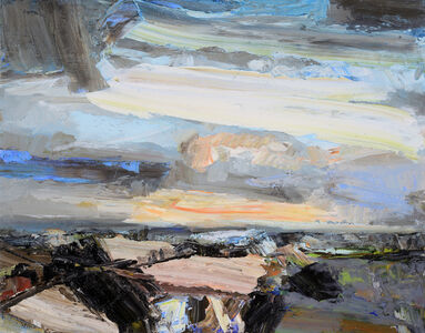 Simon Andrew, 'Winter Sunrise'