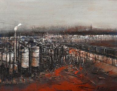 Wang Jiazeng, 'Mark of City 28', 2014