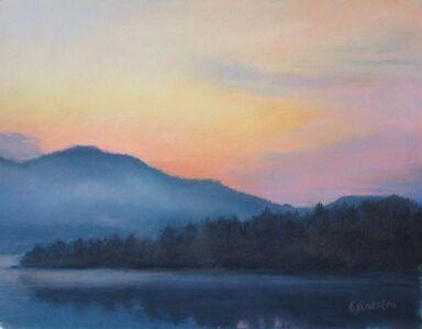 Elaine Ralston, 'Morning Mist', 2014
