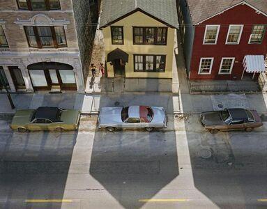 Wayne Sorce, 'Halsted Street, Chicago', 1978