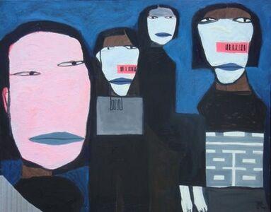Dang Xuan Hoa, 'Somebody Happy', 2009