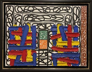 Jonathan Lasker, 'Expression as Object', 2007