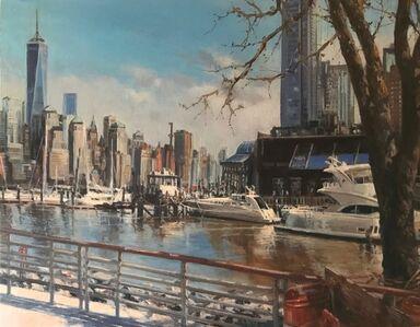 Steven Katz, 'Boat Basin II', 2017