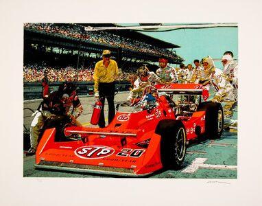 Ron Kleemann, 'Red Formula', 1979