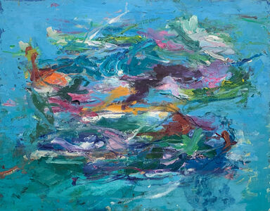 Judith Goldsmith, 'Undersea (Coral Reef ) V', 2018-2019
