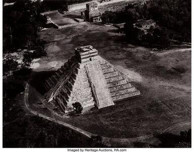 Marilyn Bridges, 'Chichen Itza, Yucatan', 1982-printed later