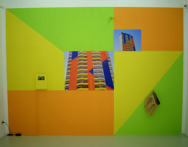 Sergio Vega, 'Building as Rodin's Balzac', 2006