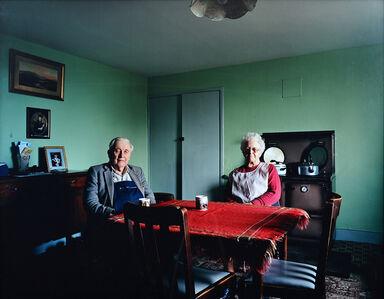 Bert Teunissen, 'Portrait of a European couple'