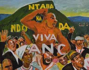 George Pemba, 'Ntaba kaNdoda, Viva ANC', 1996