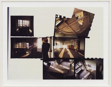 Gordon Matta-Clark, 'Office Baroque', 1977