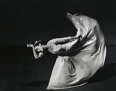 Barbara Morgan, 'Martha Graham, Letter to the World (Kick)', 1940