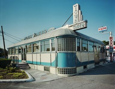Jim Dow, 'Town Diner, Route 16, Watertown, Massachusetts', 1979