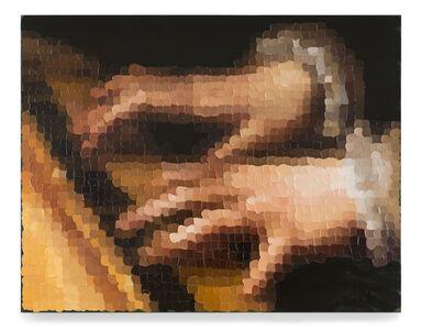 Sami Lukkarinen, 'Hands of Sofonisba Anguissola', 2019