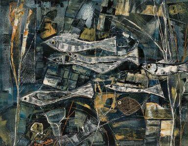 Howard B. Schleeter, 'Coralline', 1950