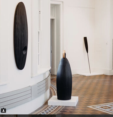 Summer Show: The Corridors Gallery at Hotel Henry, installation view