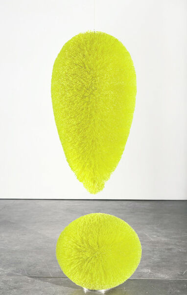 Richard Artschwager, 'Exclamation Point (Chartreuse)', 2008