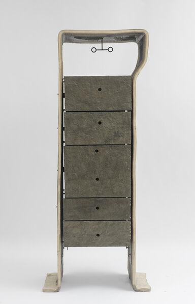 Gaetano Pesce, 'Felt Cabinet with Drawers', 1987-1991