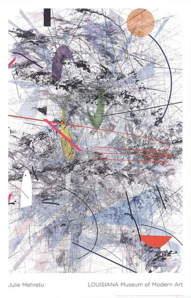 Julie Mehretu, 'Easy Dark', 2007