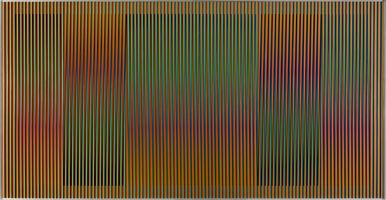 Carlos Cruz-Diez, 'Physichromie Panam 117', 2013