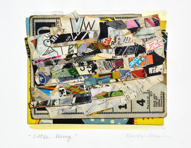 Barbara Kronlins, 'Little Wing', 2016