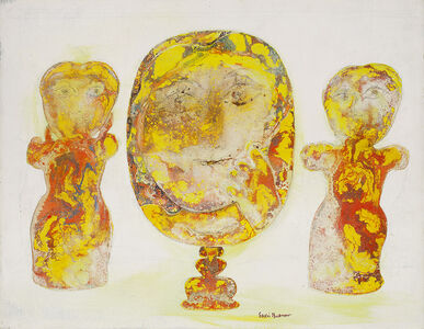 Sakti Burman, 'Untitled ', 1966