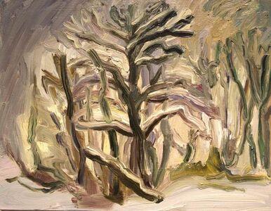 Sasha Chermayeff, 'I'll paint you a blizzard', 2015