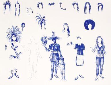 Tiago Gualberto, 'Pay Per Doll 1', 2012