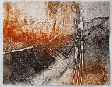 Laura Stark, 'Undercliff Series I', 2014