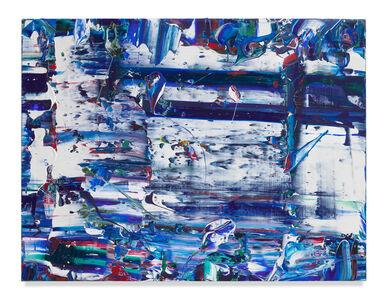 Michael Reafsnyder, 'Blue Slide', 2020