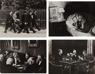Erich Salomon, 'Selected Press Images', 1930-1935