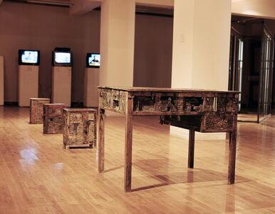 Shi Jin 金石, 'Construction ', 2002