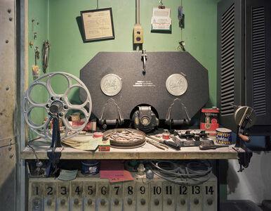 Christopher Payne, 'Film Projection Equipment, Harrisburg State Hospital, Harrisburg, PA', 2005