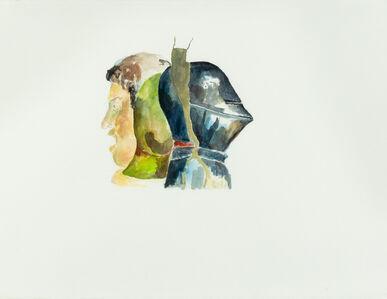 Anne Chu, 'Three Heads', 2000