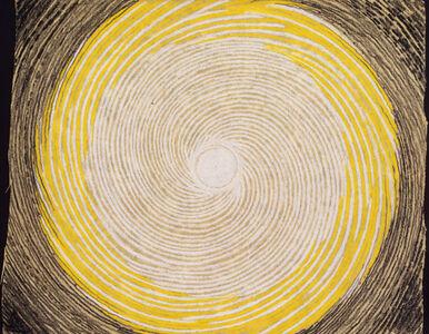 Juan Downey, 'Meditation Drawing 21', 1976-77