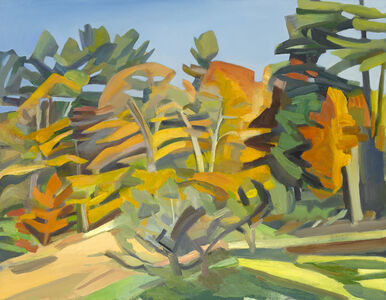 Martha Armstrong, 'Fall - Bright Day', 2017