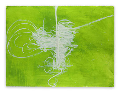 Jill Moser, '11.7 (Abstract Expressionism painting)', 2007