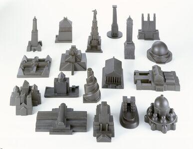 Constantin Boym, 'Eighteen Buildings', 1997-1999