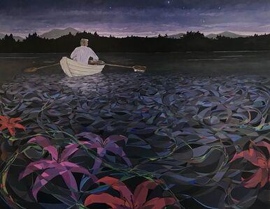 KK Kozik, 'Flint Hill Lake', 2019